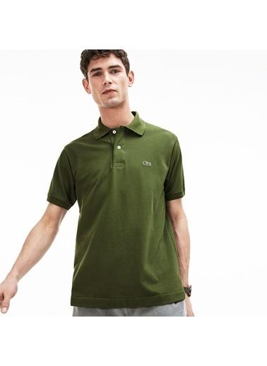 Lacoste Erkek Polo Tişört L1212.SNK Yeşil